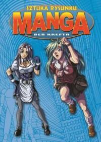 Sztuka rysunku. Manga - okładka książki