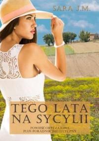 Tego lata na Sycylii - okładka książki