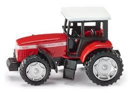 Traktor Massey Ferguson - zdjęcie zabawki, gry