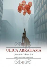 Ulica Abrahama - okładka książki
