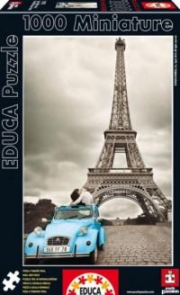Wieża Eiffla. Paryż (puzzle 1000-elem.) - zdjęcie zabawki, gry