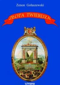 Złota Twierdza - okładka książki