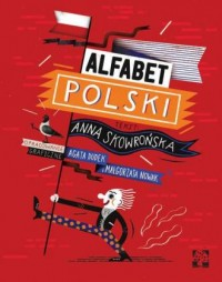 Alfabet polski - okładka książki
