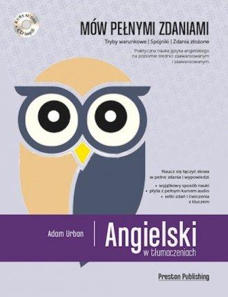 Angielski w tłumaczeniach. Mów - okładka podręcznika