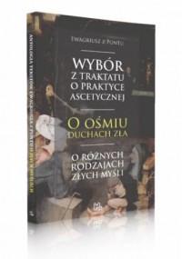 Antologia tekstów Ewagriusza z - okładka książki