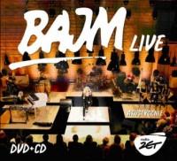 Beata i Bajm. Live Akustycznie (CD + DVD) - okładka płyty