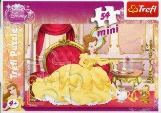 Bella (puzzle mini 54-elem.) - zdjęcie zabawki, gry