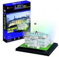 Biały Dom (puzzle 3D) - zdjęcie zabawki, gry