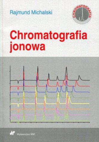 Chromatografia jonowa - okładka książki