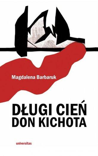 Długi cień Don Kichota - okładka książki
