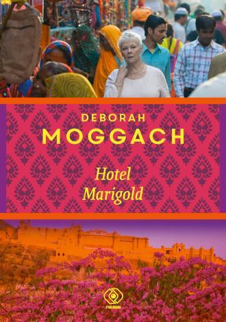 Hotel Marigold - okładka książki