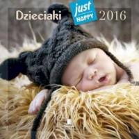 Kalendarz praktyczny 2016. Dzieciaki - okładka książki