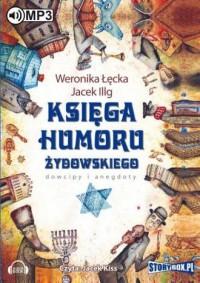 Księga humoru żydowskiego - Weronika - pudełko audiobooku