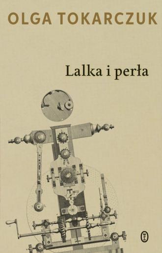 Lalka i perła - okładka książki