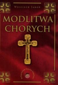 Modlitwa chorych - okładka książki