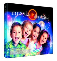 Muzyka - dla dzieci - Wydawnictwo - okładka płyty