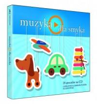 Muzyka - dla smyka - Wydawnictwo - okładka płyty