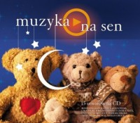 Muzyka - na sen - Wydawnictwo - okładka płyty