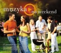 Muzyka - na weekend - Wydawnictwo - okładka płyty