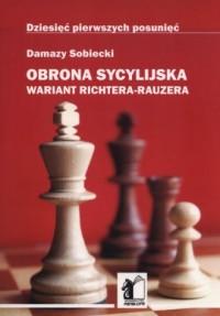 Obrona sycylijska. Wariant Richtera-Rauzera - okładka książki