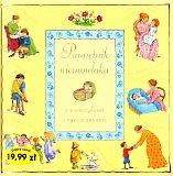 Pamiętnik niemowlaka z wierszykami - okładka książki