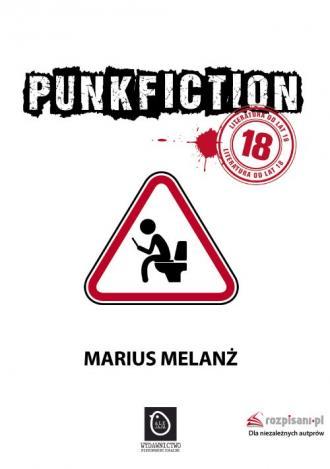 Punk Fiction - okładka książki