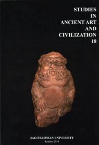 Studies in Ancient Art and Civilization 18/2014 - okładka książki