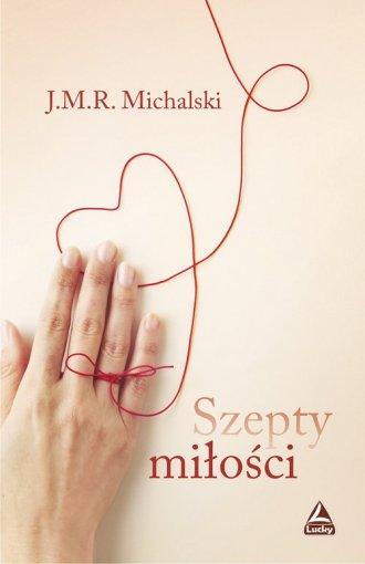 Szepty miłości - okładka książki