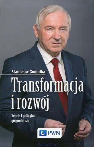 Transformacja i rozwój. Teoria - okładka książki