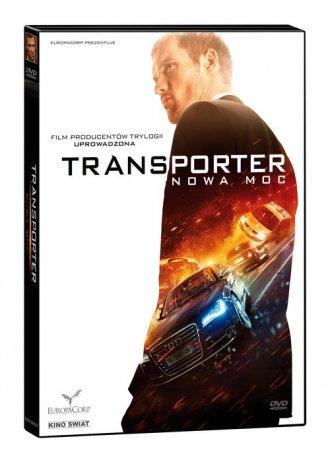 Transporter. Nowa moc - okładka filmu