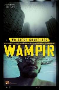 Wampir - pudełko audiobooku
