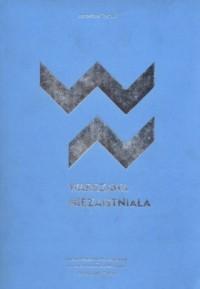 Warszawa niezaistniała - okładka książki