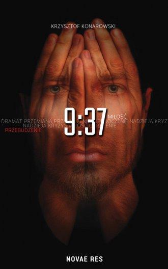 9:37 - okładka książki