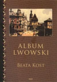 Album Lwowski - okładka książki