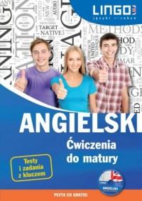 Angielski. Ćwiczenia do matury (+ CD) - okładka podręcznika