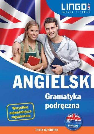 Angielski. Gramatyka podręczna - okładka podręcznika