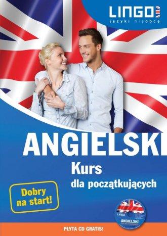 Angielski. Kurs dla początkujących - okładka podręcznika