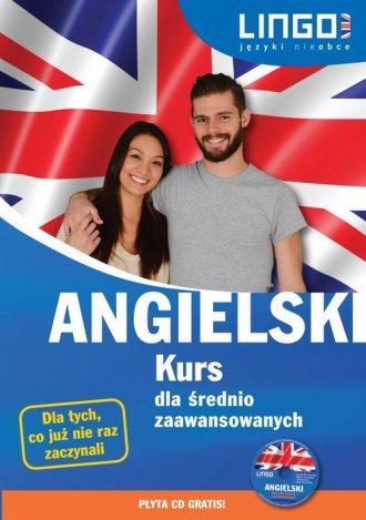 Angielski. Kurs dla średnio zaawansowanych - okładka podręcznika
