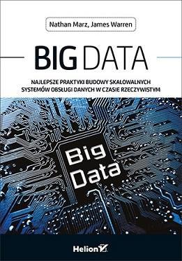 Big Data. Najlepsze praktyki budowy - okładka książki