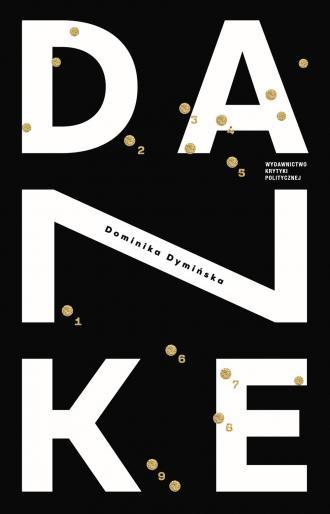 Danke - okładka książki
