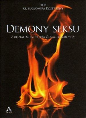 Demony seksu. Z udziałem ks. Piotra - okładka książki