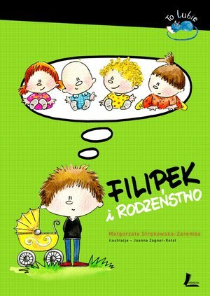Filipek i rodzeństwo - okładka książki