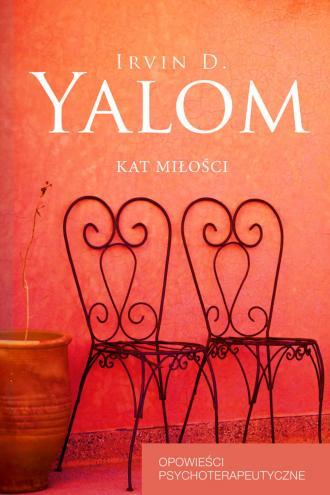 Kat miłości. Opowieści psychoterapeutyczne - okładka książki