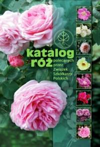 Katalog róż - okładka książki