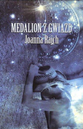 Medalion z gwiazd - okładka książki