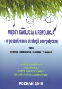 Między ewolucją a rewolucją - w poszukiwaniu strategii energetycznej. Tom 1 - okładka książki