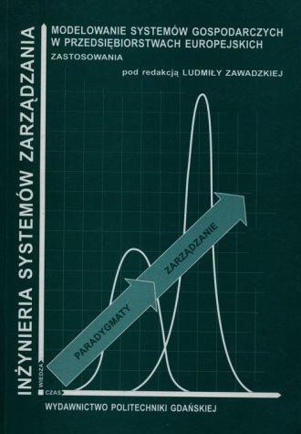 Modelowanie systemów gospodarczych - okładka książki