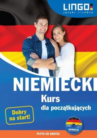 Niemiecki. Kurs dla początkujących - okładka podręcznika