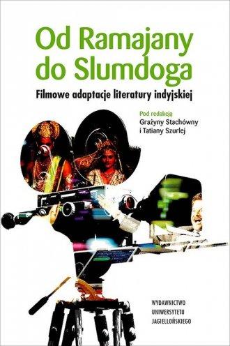 Od Ramajany do Slumdoga. Filmowe - okładka książki