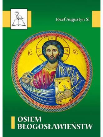 Osiem błogosławieństw - okładka książki